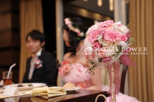 軽井沢ウェディング 軽井沢ウェディングブーケ 軽井沢ブーケ ウェディングブーケ カクテルドレスブーケ プリザーブドブーケ