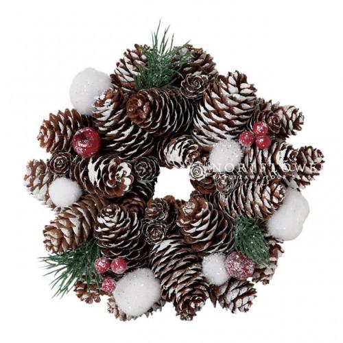 クリスマスリース全国発送無料 クリスマスリース クリスマスギフト 軽井沢リース リース