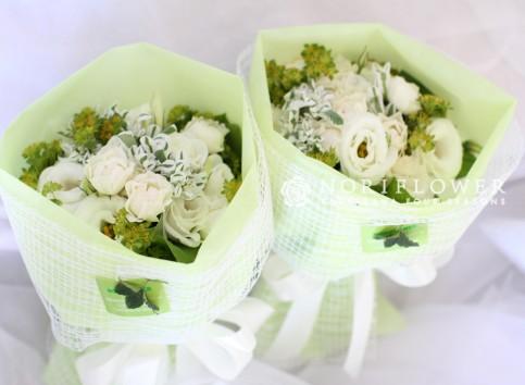 リングガール ミニ花束