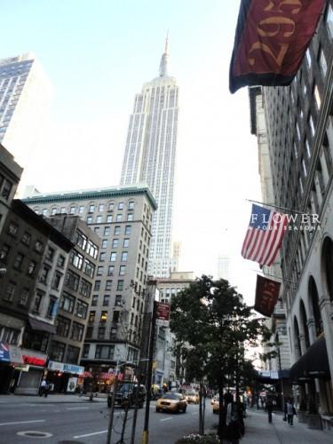 NEW YORK マンハッタン