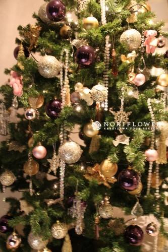 軽井沢 クリスマスツリークリスマスデコレーション