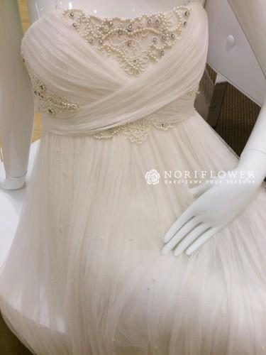 ウェディングドレス in アメリカ