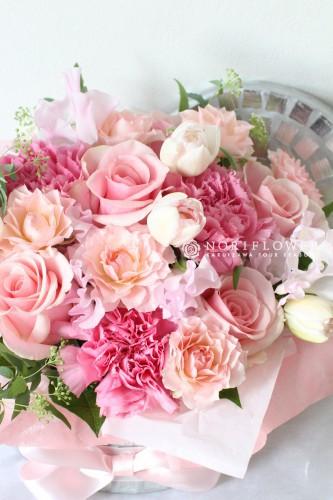 フラワーギフト お祝いフラワーギフト ホワイトデー 生花アレンジメンント