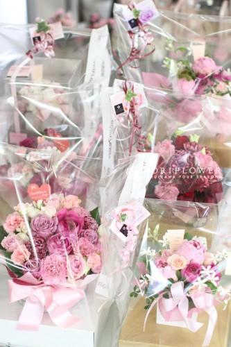 母の日フラワーギフト 生花アレンジメント