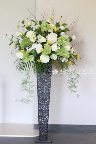 お祝い花 コンサートお祝い 発表会お祝い花 開店花 イベントフラワー
