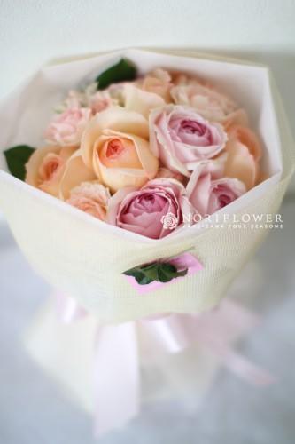 お祝いアレンメント お祝い花束 軽井沢フラワーショップ
