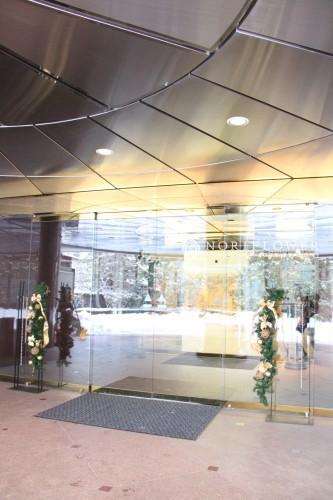 軽井沢クリスマスアレンジ 軽井沢クリスマス 軽井沢花屋
