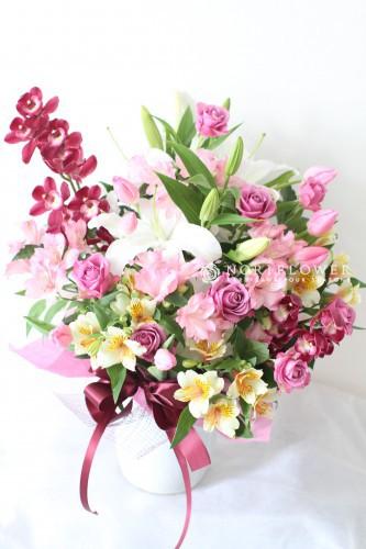 開店お祝い花 開店花 軽井沢花屋 軽井沢フラワーショップ