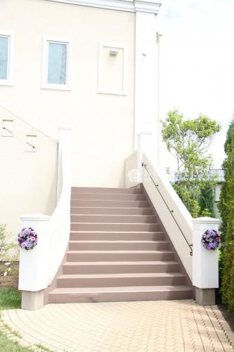 軽井沢ウェディング テーブルフラワー ウェディング会場装飾 軽井沢花屋 軽井沢フラワーショップ